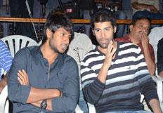 Bhadram Movie Audio Launch