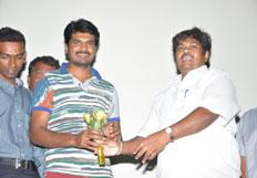Usha Mayuri Theatre Coverage Pranamkosam Movie