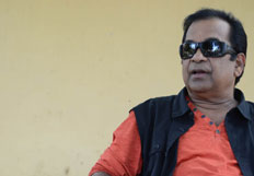 Brahmanandam Press Meet at ALLUDU SEENU