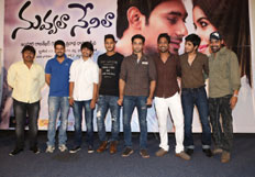 Nuvvala Nenila Audio Launch