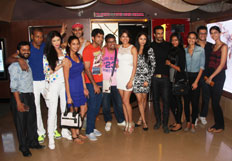 Parvathy Omanakuttan S Special Screening ofher Gilm Pizza