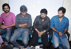 Ninaithathu Yaaro Movie Team Interview Press Meet Photos