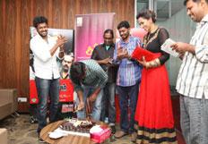 Iravum Pagalum Varum Audio launch Stills