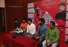 Sigaram Thodu Success Celebration Pics In Madurai