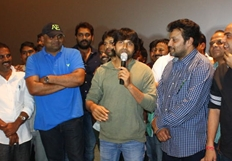 Yevadu Team Success Tour at Nellore n Ongole