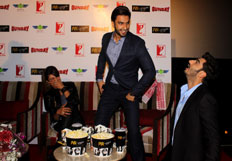 Promotion of film Gunday