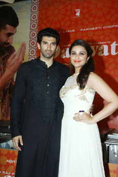 Daawat e Ishq Trailer Launch Event photos