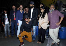 Music launch of film Yeh Hai Bakrapur