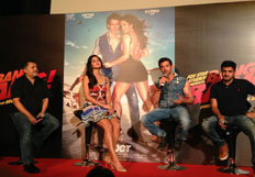 Song Launch Of Movie Bang Bang