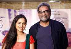Sridevi R Balki Attend Special Screening For Tapaal