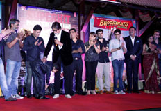Success party of film Bhoothnath returns