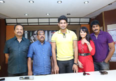 Prabhanjanam Press Meet