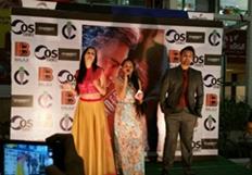 Ishqedarriyaan Movie Promotional City Tour Raipur