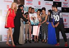 Music launch of Dilliwali Zaalim Girlfriend