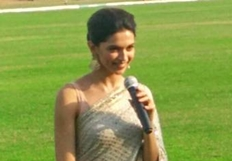 Deepika Padukone To Flag Off The Royal Polo Match In Jaipur