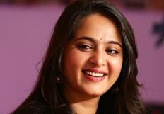 Anushka at Rudramadevi Promotion