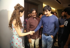 Bengal Tiger Success Meet