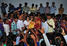 Kumari 21F Tour Guntur Theatres Photos