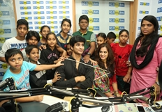 Sankarabharanam Team at Big FM RJ Show Photos