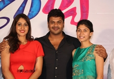 Shourya Movie Motion Poster Launch
