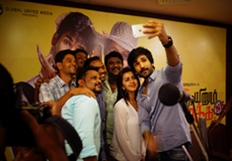 Yagavarayinum Naa kaaKKa Trichy Movie Team Meet
