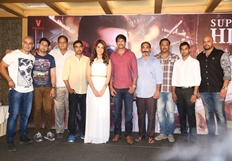 Jil Movie Success Meet
