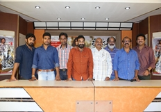Miss Leelavathi Release Press Meet