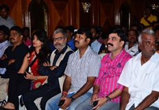 Aavi Kumar Movie Audio Launch Stills