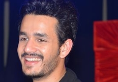 Akhil Movie Platinum Disc Function Photos