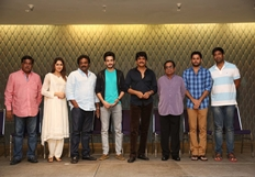 Akhil Film Success Meet