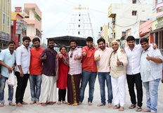 Rgg Success Tour In Thirupathi Pictures