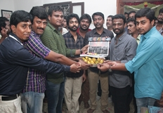 Brucelee Movie Pooja Stills