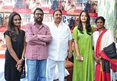 Rudhramadevi Team Meets Dasari