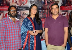 Rudramadevi New Press Meet