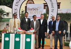 Detective Byomkesh Bakshy at Forbes India Derby 2015