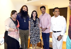 Bollywood celebrities congratulate msg for fourth film
