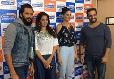 Riteish Deshmukh and Nargis Fakhri promote 'Banjo' at Radio City