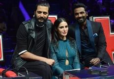 Banjo stars Riteishd Nargis Fakhri at DancePlus 2