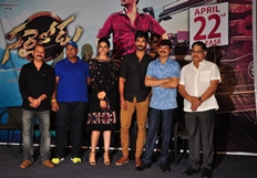 Sarrainodu Film Press Meet Stills