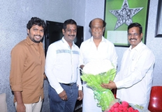 Rajinikanth Begins Dubbing for Kabali