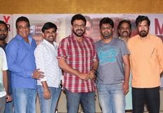 Babu Bangaram Movie Success Meet Photos