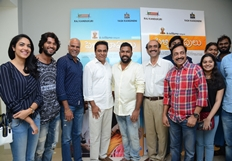 KTR Watching Pellichoopulu Special Show Photos