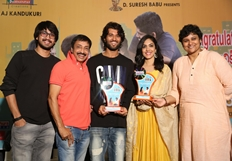 Pellichupulu Movie Success Meet