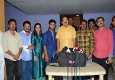 Venkaiah Naidu Watches Chuttalabbayi Movie