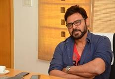 Actor Venkatesh talks about Babu Bangaram and 30 years in cinema