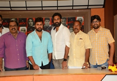 Yevaru Movie Press Meet Photos