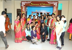 Aagam Movie Team at Anna Adarsh College
