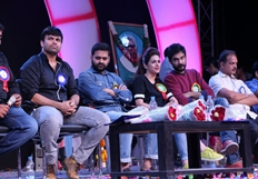 Guntur Talkies Team At TRR High School Anniversary Celebrations