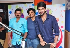 Kalyana Vaibhogame team at Radio City