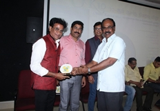 Aagam Promotion Loyola College Photos